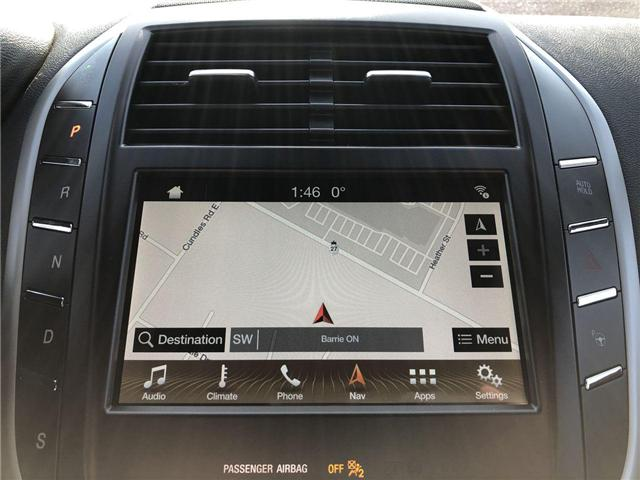 2019 Lincoln MKC Reserve (Stk: MC19276) in Barrie - Image 16 of 26