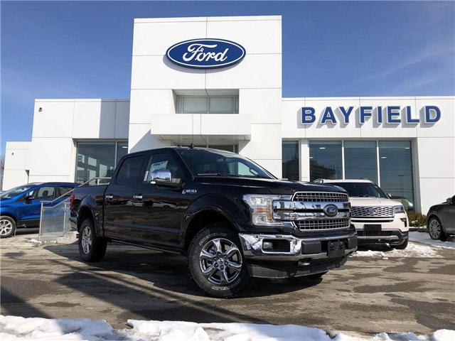 2019 Ford F-150 Lariat (Stk: FP19281) in Barrie - Image 1 of 30