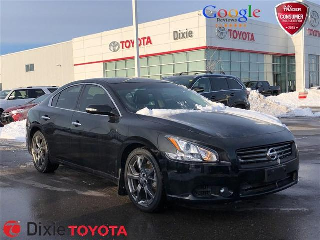 2014 Nissan Maxima SV (Stk: 72207A) in Mississauga - Image 1 of 21