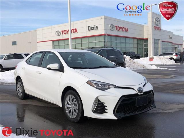 2017 Toyota Corolla SE (Stk: D182872A) in Mississauga - Image 1 of 18