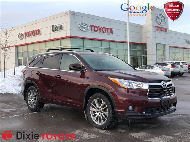 2016 Toyota Highlander  (Stk: D190852A) in Mississauga - Image 1 of 19
