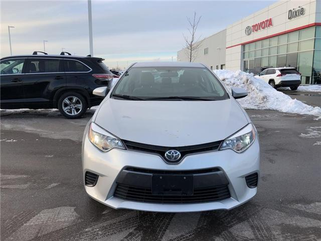 2016 Toyota Corolla  (Stk: D190895A) in Mississauga - Image 2 of 18