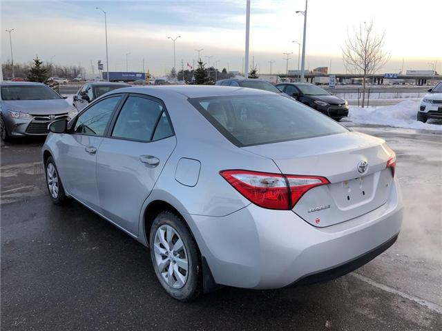 2016 Toyota Corolla  (Stk: D190895A) in Mississauga - Image 5 of 18