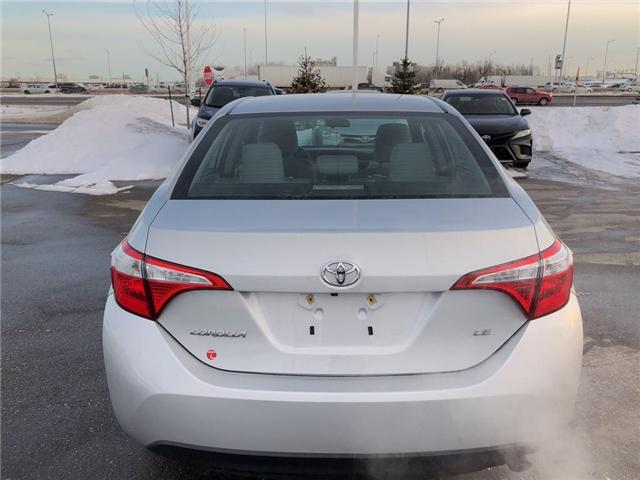 2016 Toyota Corolla  (Stk: D190895A) in Mississauga - Image 6 of 18