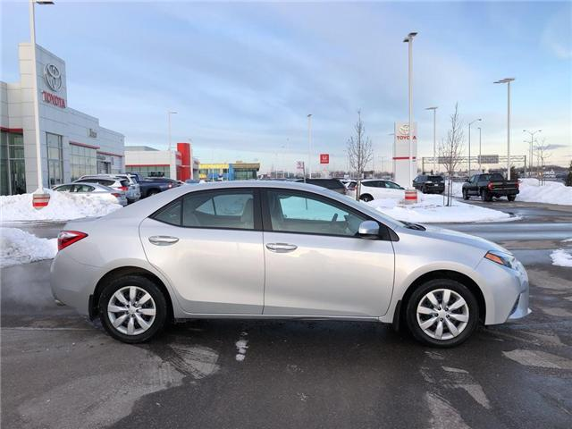 2016 Toyota Corolla  (Stk: D190895A) in Mississauga - Image 8 of 18