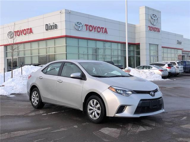 2016 Toyota Corolla  (Stk: D190895A) in Mississauga - Image 9 of 18