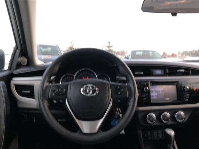 2016 Toyota Corolla  (Stk: D190895A) in Mississauga - Image 16 of 18