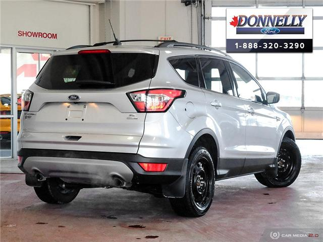 2018 Ford Escape SE (Stk: DR2040) in Ottawa - Image 4 of 27