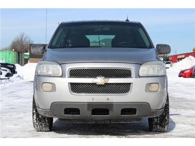 2006 Chevrolet Uplander  (Stk: 207097) in Milton - Image 2 of 14