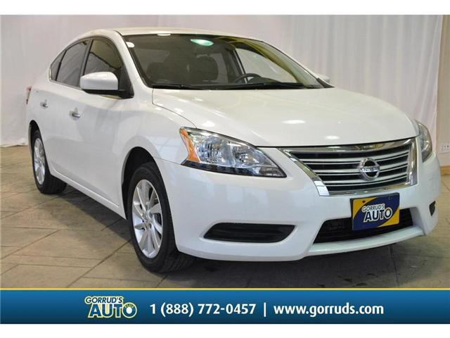 2015 Nissan Sentra  (Stk: 633942) in Milton - Image 1 of 39