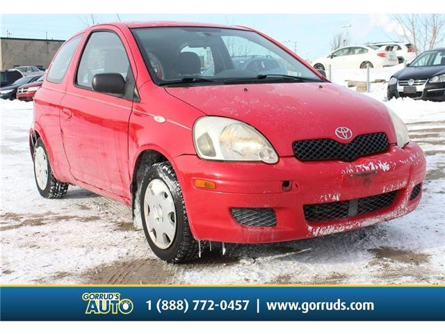 2005 Toyota Echo CE (Stk: 069980) in Milton - Image 1 of 14
