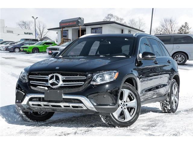 2017 Mercedes-Benz GLC 300 Base (Stk: H7799PR) in Mississauga - Image 1 of 19