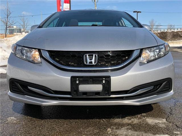2013 Honda Civic EX (Stk: 2089P) in Richmond Hill - Image 2 of 15