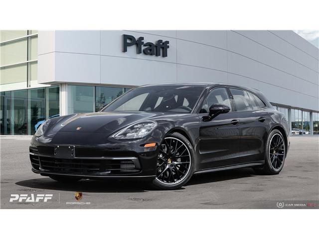 2018 Porsche Panamera 4S Sport Turismo (Stk: P13058) in Vaughan - Image 1 of 25