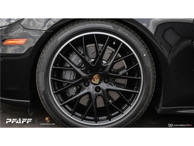 2018 Porsche Panamera 4S Sport Turismo (Stk: P13058) in Vaughan - Image 2 of 25