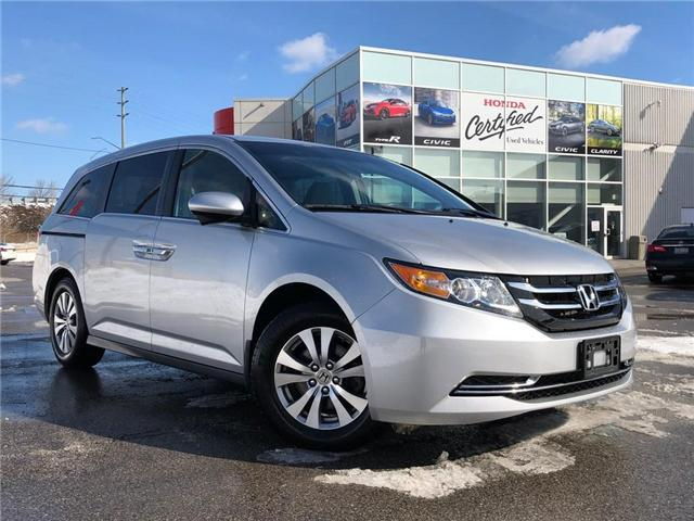 2015 Honda Odyssey EX (Stk: 190674P) in Richmond Hill - Image 1 of 19