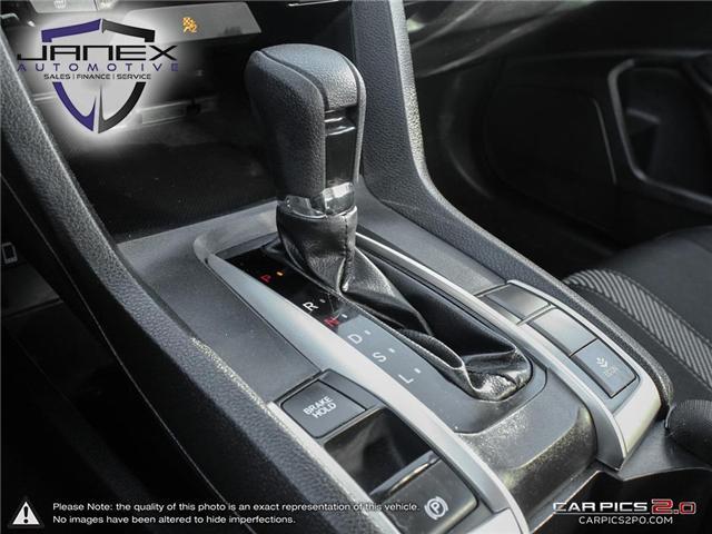 2017 Honda Civic LX (Stk: 19051) in Ottawa - Image 17 of 25
