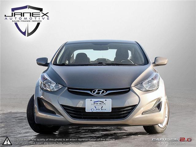 2016 Hyundai Elantra GL (Stk: 19016) in Ottawa - Image 2 of 28
