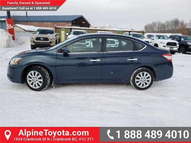 2014 Nissan Sentra 1.8 S (Stk: W796844A) in Cranbrook - Image 2 of 14