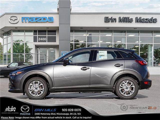 2019 Mazda CX-3 GS (Stk: 19-0211) in Mississauga - Image 3 of 24