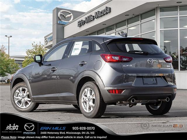 2019 Mazda CX-3 GS (Stk: 19-0211) in Mississauga - Image 4 of 24