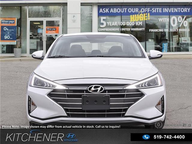 2019 Hyundai Elantra Preferred (Stk: 58706) in Kitchener - Image 2 of 23