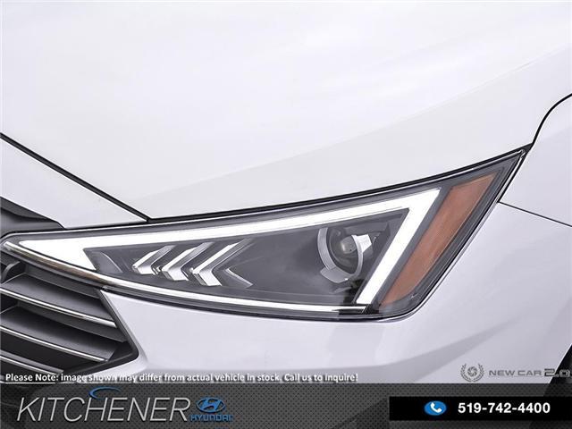 2019 Hyundai Elantra Preferred (Stk: 58706) in Kitchener - Image 10 of 23