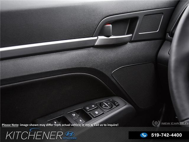 2019 Hyundai Elantra Preferred (Stk: 58706) in Kitchener - Image 16 of 23