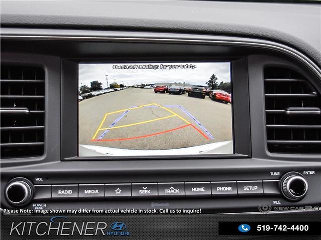 2019 Hyundai Elantra Preferred (Stk: 58706) in Kitchener - Image 18 of 23