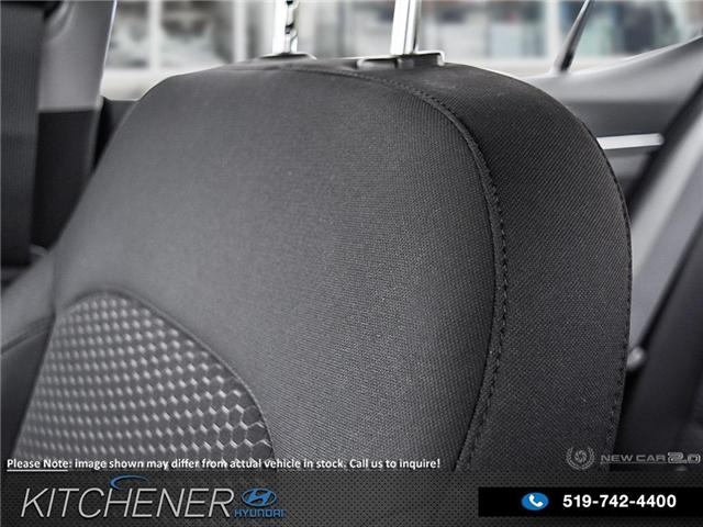 2019 Hyundai Elantra Preferred (Stk: 58706) in Kitchener - Image 20 of 23