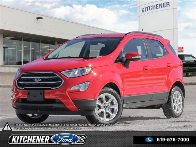 2019 Ford EcoSport SE (Stk: 9R2370) in Kitchener - Image 1 of 28