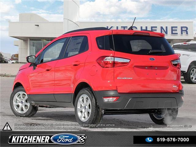 2019 Ford EcoSport SE (Stk: 9R2370) in Kitchener - Image 4 of 28