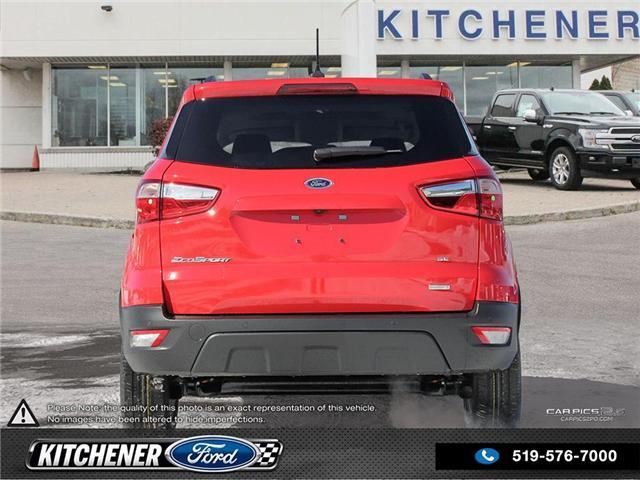 2019 Ford EcoSport SE (Stk: 9R2370) in Kitchener - Image 5 of 28