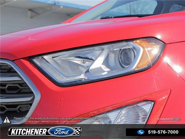 2019 Ford EcoSport SE (Stk: 9R2370) in Kitchener - Image 10 of 28