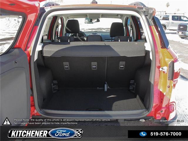 2019 Ford EcoSport SE (Stk: 9R2370) in Kitchener - Image 11 of 28