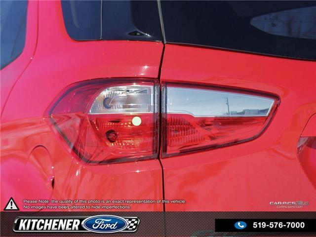 2019 Ford EcoSport SE (Stk: 9R2370) in Kitchener - Image 12 of 28