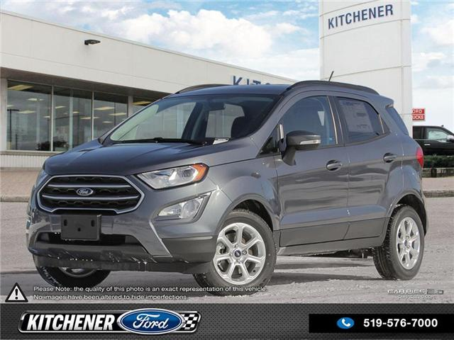2019 Ford EcoSport SE (Stk: 9R2350) in Kitchener - Image 1 of 28