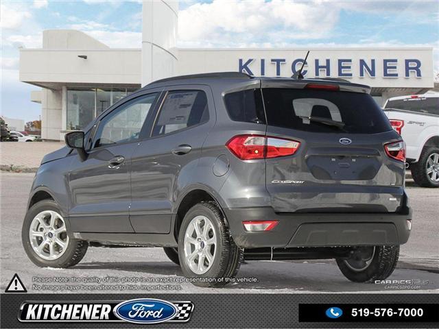 2019 Ford EcoSport SE (Stk: 9R2350) in Kitchener - Image 4 of 28