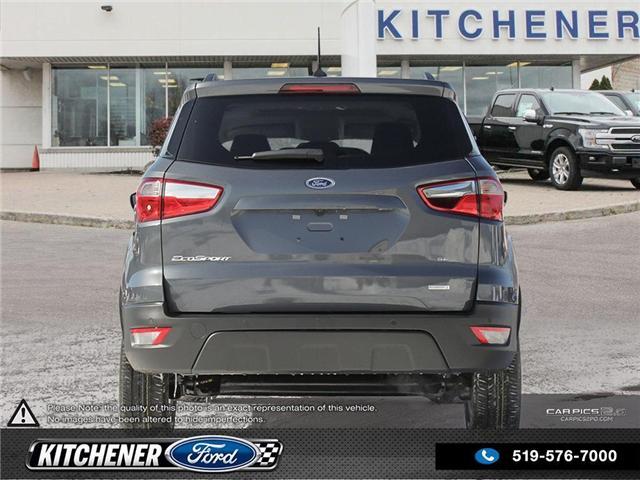 2019 Ford EcoSport SE (Stk: 9R2350) in Kitchener - Image 5 of 28