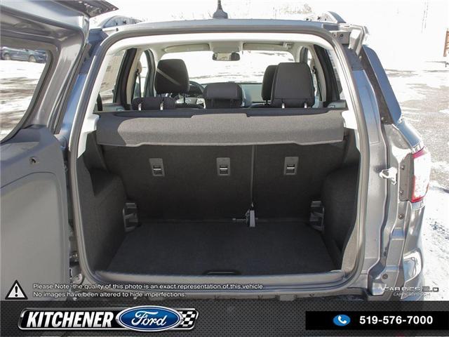 2019 Ford EcoSport SE (Stk: 9R2350) in Kitchener - Image 11 of 28