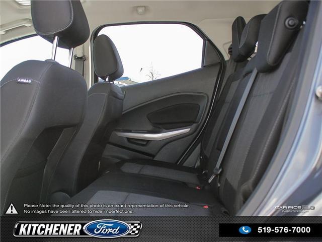 2019 Ford EcoSport SE (Stk: 9R2350) in Kitchener - Image 24 of 28