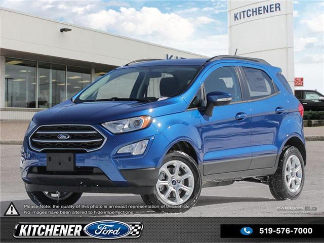 2019 Ford EcoSport SE (Stk: 9R2360) in Kitchener - Image 1 of 28