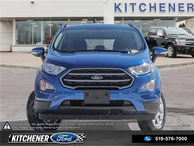2019 Ford EcoSport SE (Stk: 9R2360) in Kitchener - Image 2 of 28