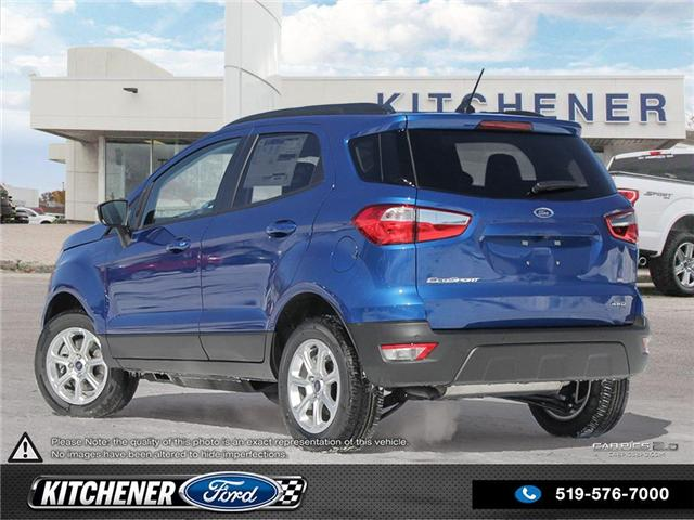 2019 Ford EcoSport SE (Stk: 9R2360) in Kitchener - Image 4 of 28