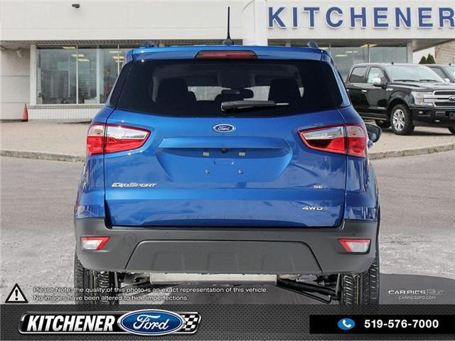 2019 Ford EcoSport SE (Stk: 9R2360) in Kitchener - Image 5 of 28