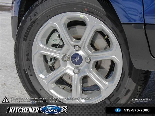 2019 Ford EcoSport SE (Stk: 9R2360) in Kitchener - Image 6 of 28