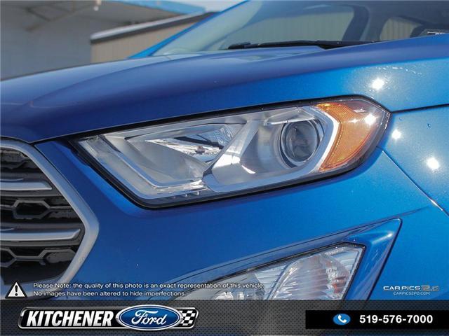 2019 Ford EcoSport SE (Stk: 9R2360) in Kitchener - Image 10 of 28