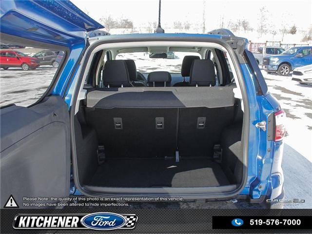2019 Ford EcoSport SE (Stk: 9R2360) in Kitchener - Image 11 of 28