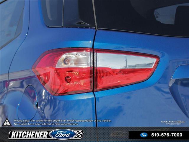 2019 Ford EcoSport SE (Stk: 9R2360) in Kitchener - Image 12 of 28
