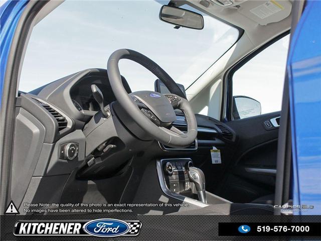 2019 Ford EcoSport SE (Stk: 9R2360) in Kitchener - Image 13 of 28